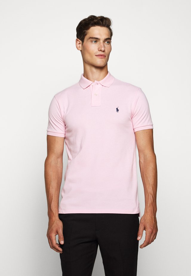 SLIM FIT MODEL - Polo - garden pink