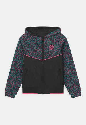 RECA REVERSABLE - Light jacket - fuchsia