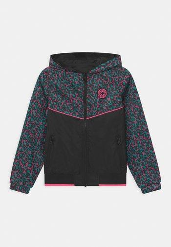 RECA REVERSABLE - Light jacket - fuchsia