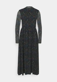 TOM TAILOR DENIM - PRINTED DRESS - Day dress - black - 1