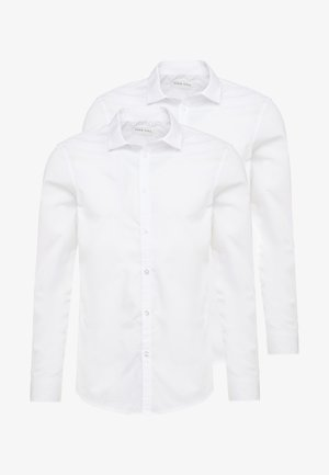 2 PACK - Formal shirt - white