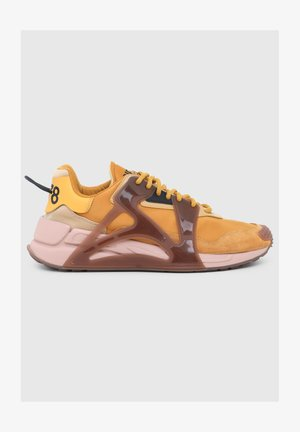 S-SERENDIPITY MASK - Trainers - yellow/brown