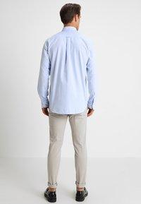 GANT - THE OXFORD - Camisa - capri blue - 2