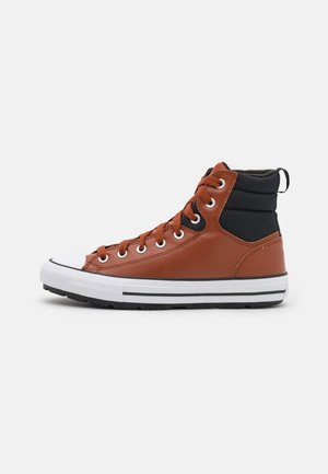 CHUCK TAYLOR ALL STAR BERKSHIRE UNISEX - Sneakers alte - cedar bark/white/black