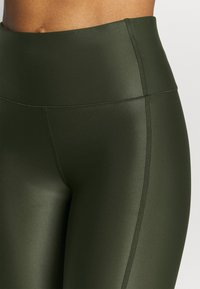 Sweaty Betty - HIGH SHINE 7/8 WORKOUT - Leggings - dark forest green - 10