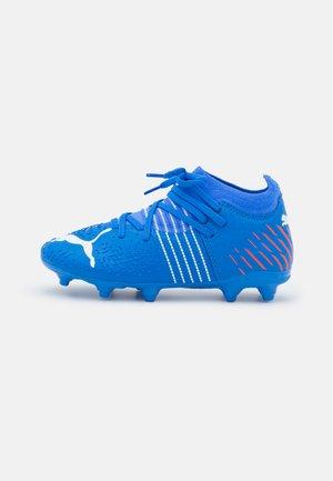 FUTURE Z 3.2 FG/AG JR UNISEX - Moulded stud football boots - bluemazing/sunblaze/surf
