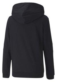 Puma - veste en sweat zippée - black - 1