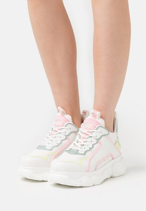 VEGAN CHAI - Sneakers basse - white/multicolor