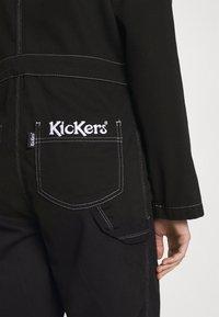 Kickers Classics - BOILERSUIT - Jumpsuit - black - 5