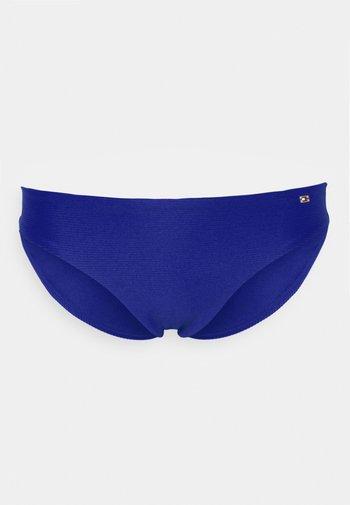 SOLIDS CLASSIC PLUS - Bikini bottoms - sapphire blue