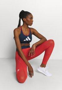 adidas Performance - ADILIFE - Collants - crew red/black/white - 3
