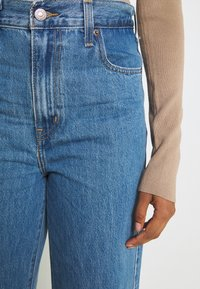 Levi's® - HIGH WAISTED STRAIGHT - Jeans relaxed fit - joe stoned - 6