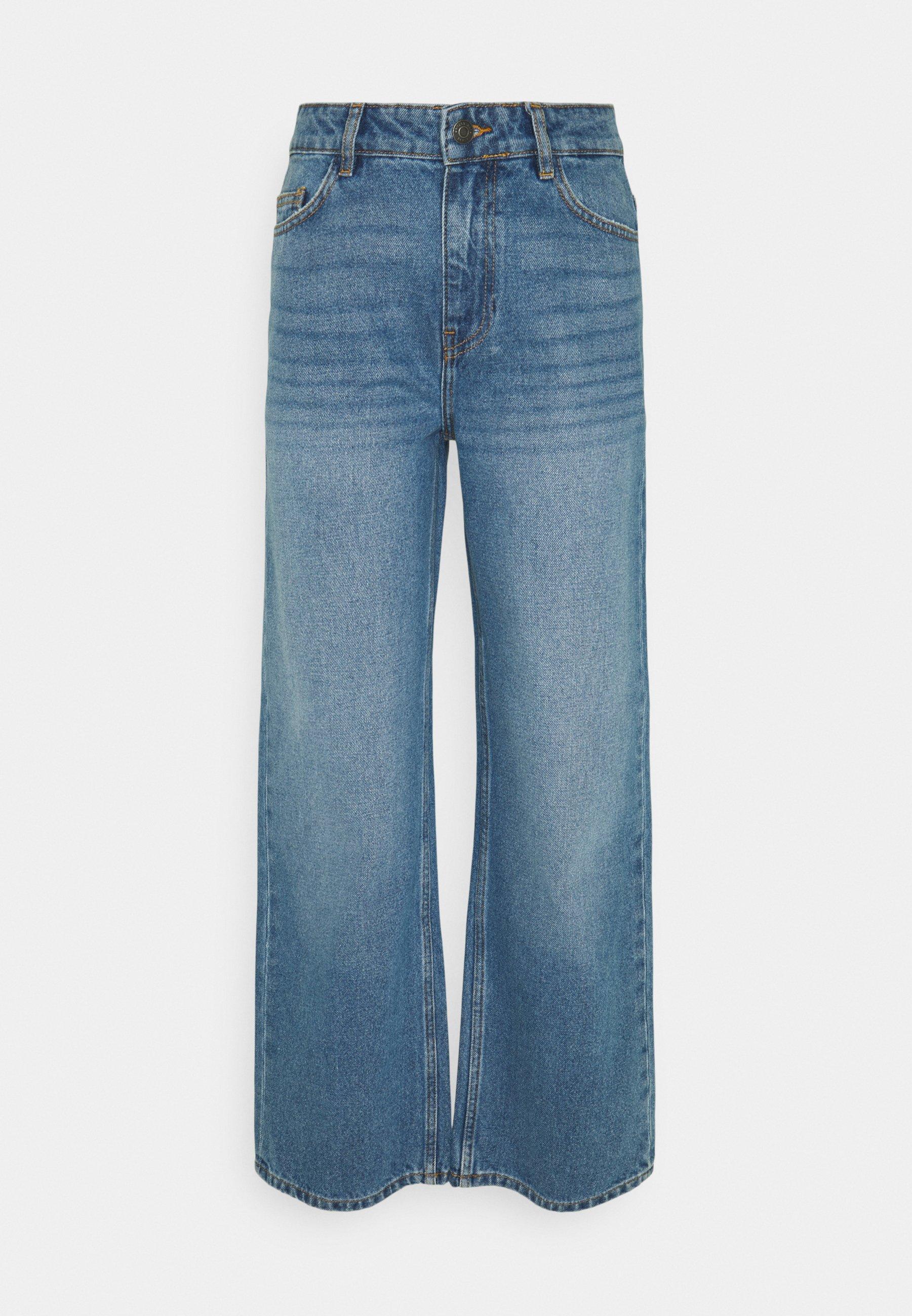 Women NMAMANDA ANKLE - Straight leg jeans