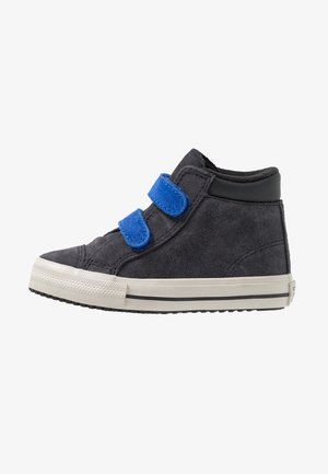 CHUCK TAYLOR ALL STAR ON MARS - Sneakers high - almost black/blue/birch bark