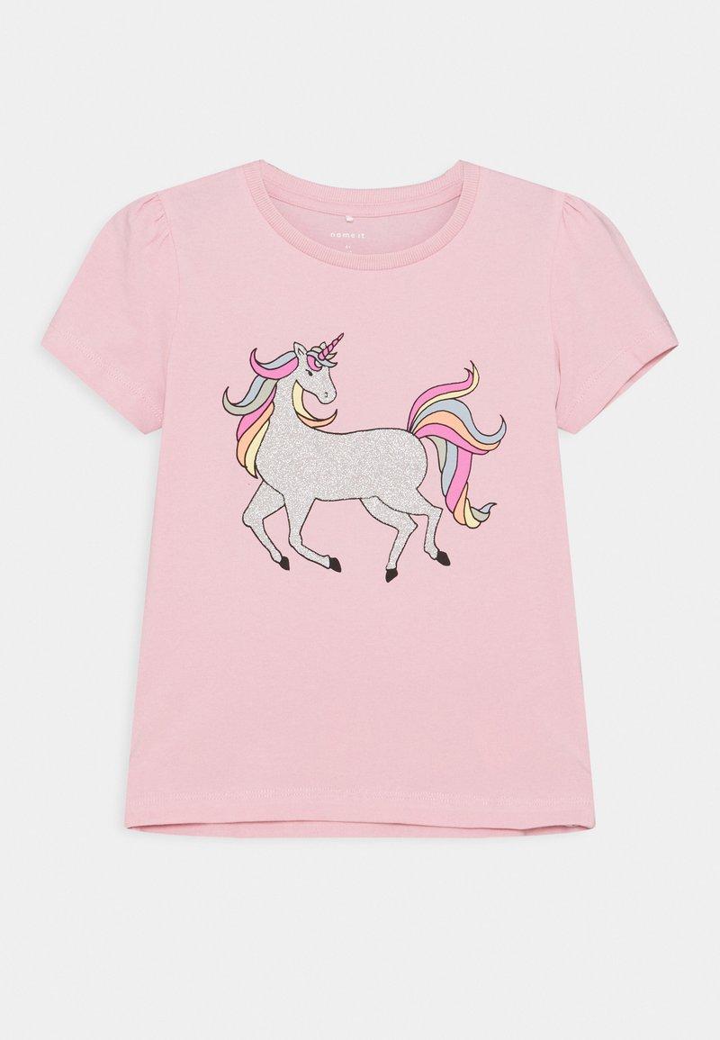 Name it - NKFBEINA - T-shirt print - pink nectar