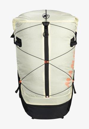 DUCAN SPINE - Hiking rucksack - sunlight-black