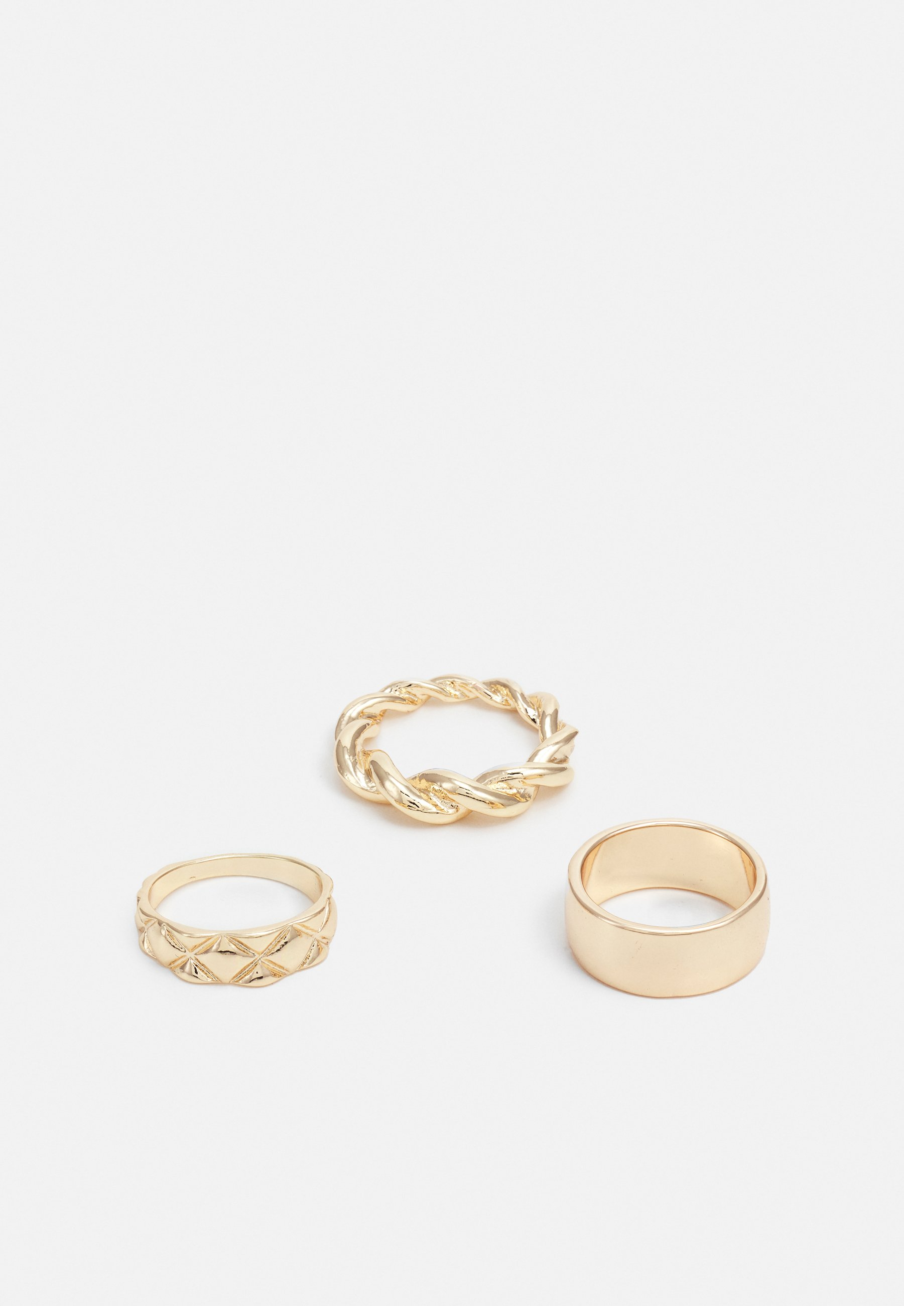 Men TEXTURED BAND 3 PACK - Ring