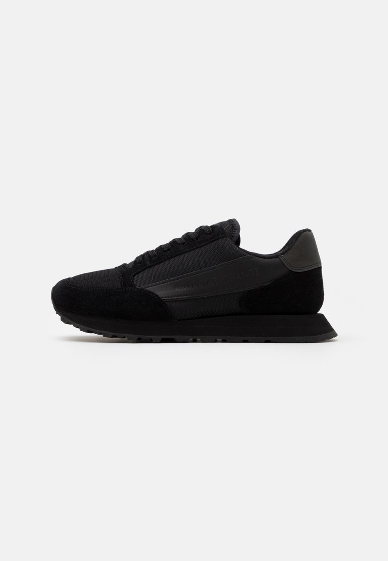 Armani Exchange - OSAKA  - Sneakersy niskie - black