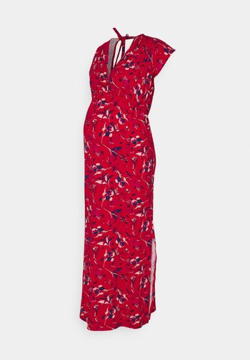 CHRISTELLE - Maxi šaty - red/pink/purple