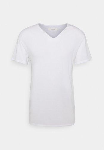MONASTIR - T-shirt basic - blanc