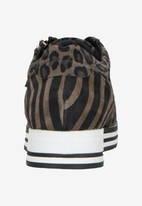 Manfield - MIT LEOPARDENMUSTER - Trainers - grey - 3