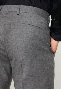 Tommy Hilfiger Tailored - SLIM FIT SUIT - Oblek - grey - 8