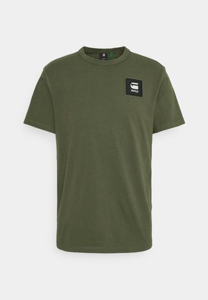 BADGE LOGO - Print T-shirt - combat