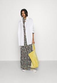 ONLY - ONLVICK ANKEL DRESS - Maxi dress - night sky/beat bloom kalamata - 1