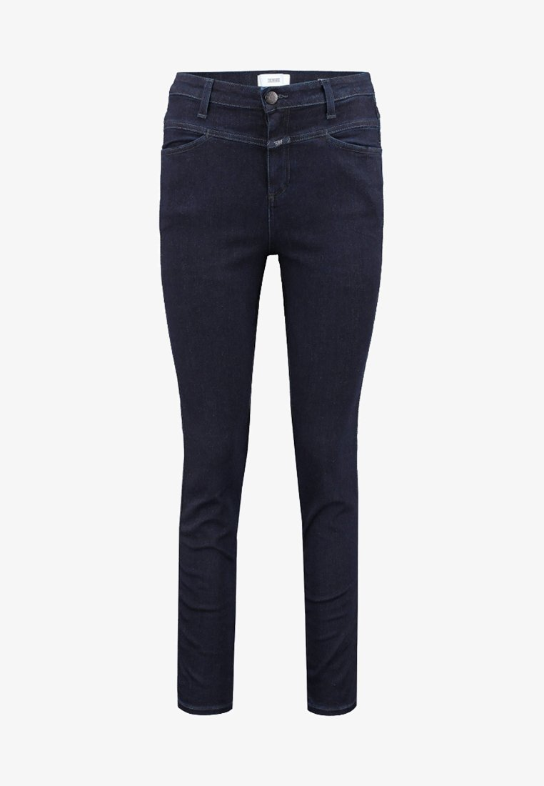 CLOSED - SKINNY PUSHER - Jeans Skinny Fit - darkblue