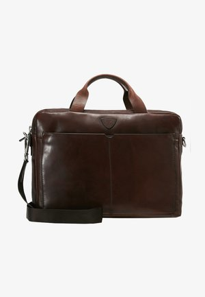 BRENTA PANDION BRIEFBAG - Aktovka - brown