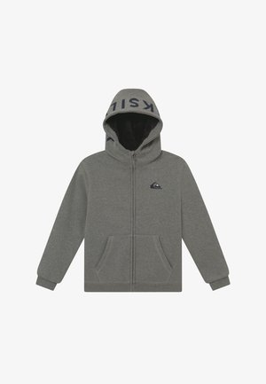BEST WAVE YOUTH - Chaqueta de entretiempo - medium grey heather