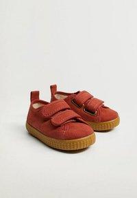 Mango - DANIEL - Baby shoes - bräunliches orange - 2
