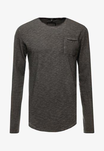 CHIBS - Long sleeved top - vintage grey