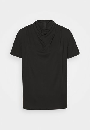 VOLONA - Basic T-shirt - black