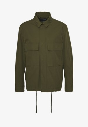 FIELD JACKET - Giacca leggera - army green