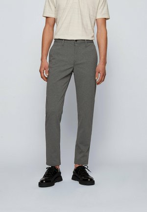 TABER - Chinos - dark grey