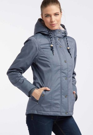 Light jacket - dark gray blue