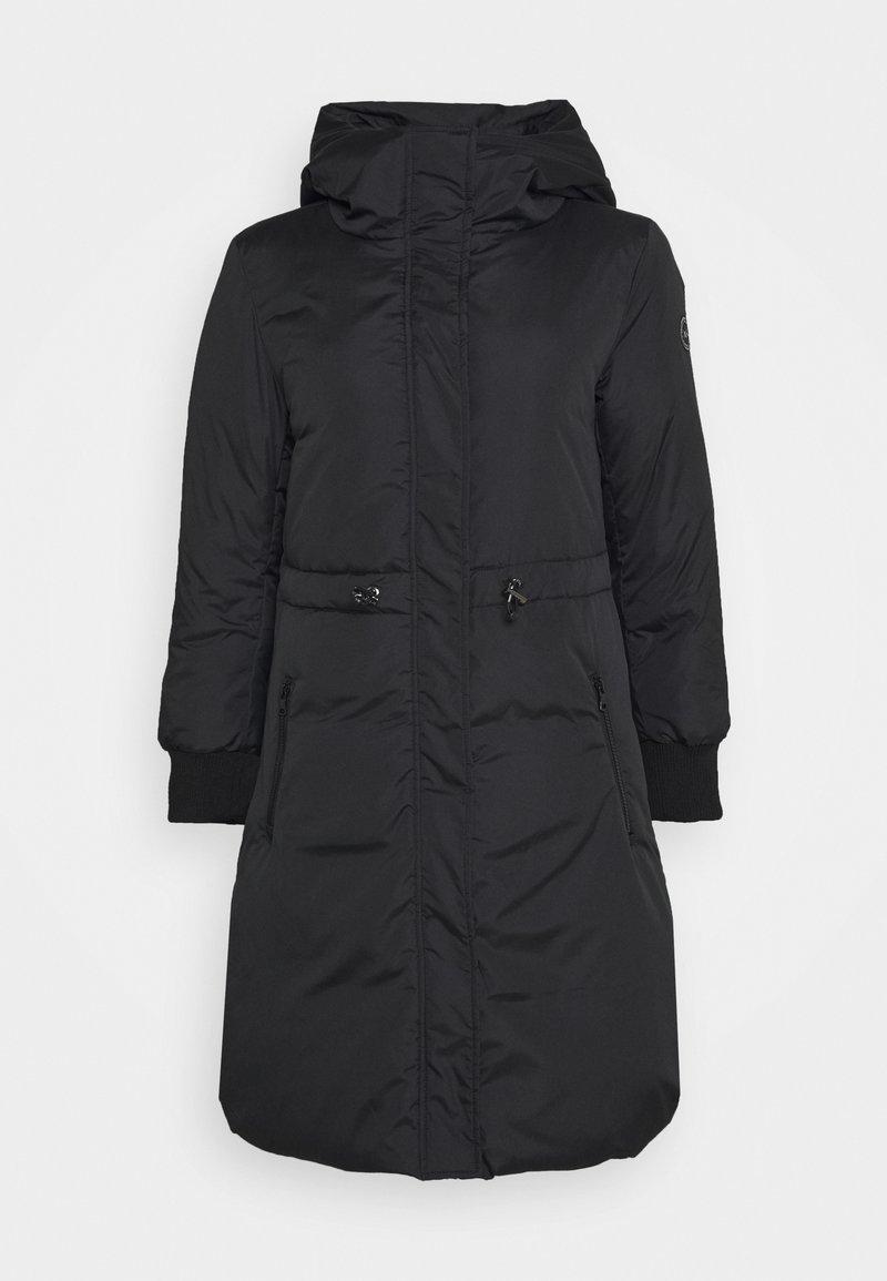 Armani Exchange - CABAN COAT - Winter coat - black