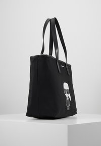 KARL LAGERFELD - Bolso shopping - black