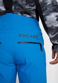 Bogner Fire + Ice - SCOTT - Snow pants - blue - 4