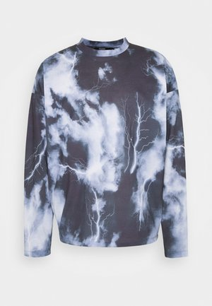 LIGHTNING CLOUD  - Long sleeved top - dark grey