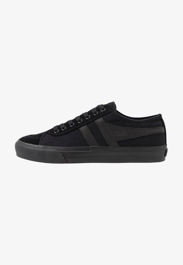 QUOTA II - Sneakersy niskie - black