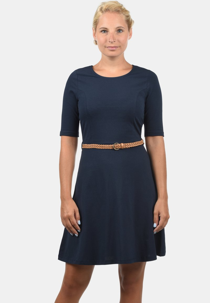 Vero Moda - SCARLET - Jersey dress - navy