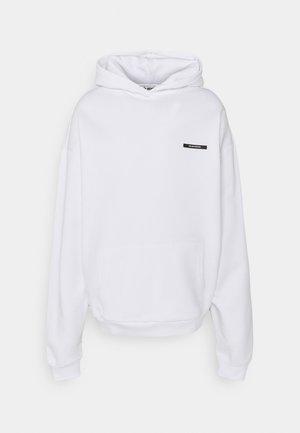 PROMISED LAND HOODIE UNISEX - Sweatshirt - white