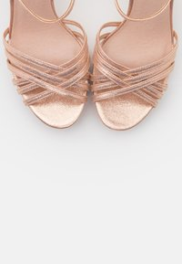 Menbur - High heeled sandals - rose gold - 5