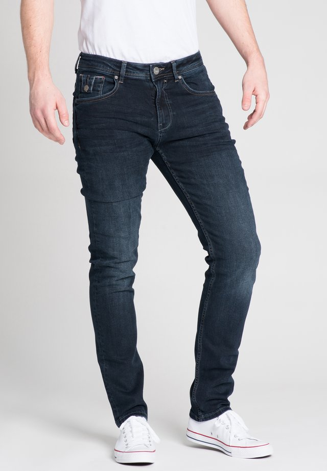 RICARDO REGULAR - Slim fit jeans - dunkelblau