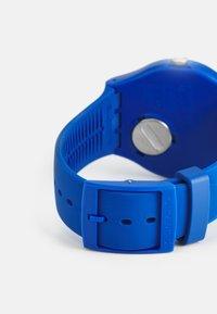 Swatch - BELTEMPO UNISEX - Hodinky - blue - 1