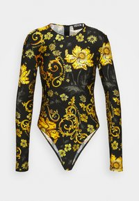 Versace Jeans Couture - Long sleeved top - nero - 0