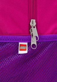 Lego Bags - NINJAGO UNISEX - Rucksack - iconic pink/purple - 4