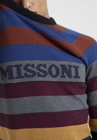 Missoni - CREW - Maglione - riga - 5